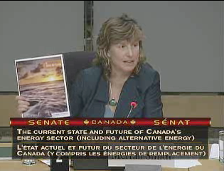 Remarks Before the Senate of Canada on the National Clean Energy Opportunity