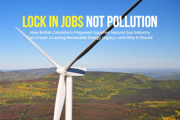 Lock in Jobs, Not Pollution