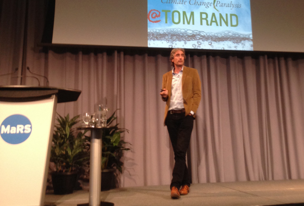 "Clean Energy Renaissance Man Tom Rand On ""Waking the Frog"""