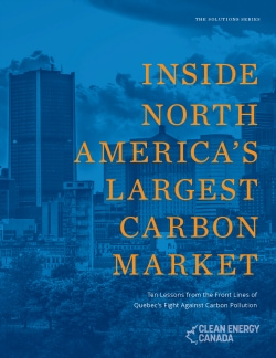 Inside North America's Largest Carbon Market: Lessons from Quebec