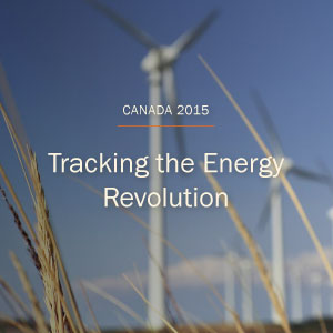 Tracking the Energy Revolution - Canada 2015