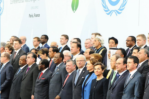 Forget the politics, the Paris climate summit was all about business