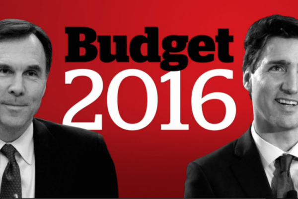 Craving more details on the 2016 federal budget? Dig in.