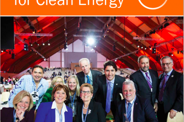 Tracking the Energy Revolution - Canada 2016