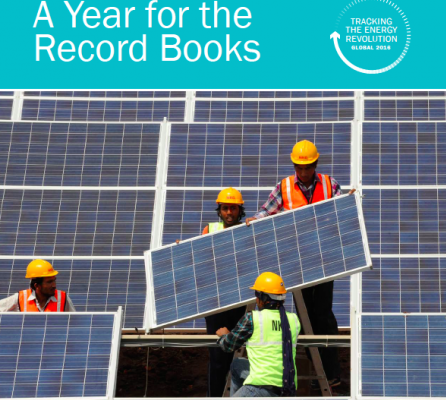 Tracking the Energy Revolution - Global 2016