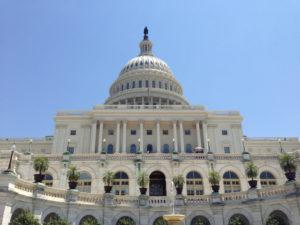 The Capitol building, Washington D.C., USA