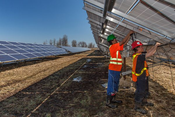 The point of great returns: why clean energy is irreversible