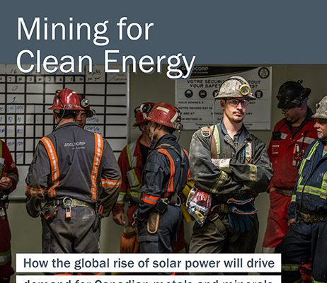 Mining for Clean Energy 2017