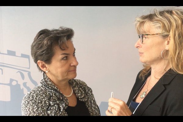 Video: Christiana Figueres on Canada's position in the global clean energy transition