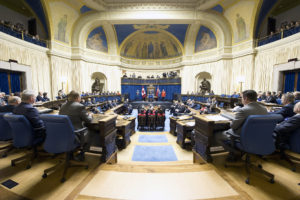Manitoba throne speech - Nov. 2016