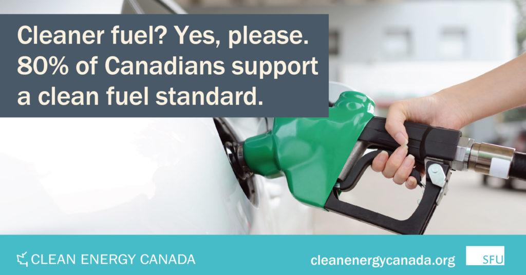 Regulations are necessary—and the Clean Fuel Standard is a great one