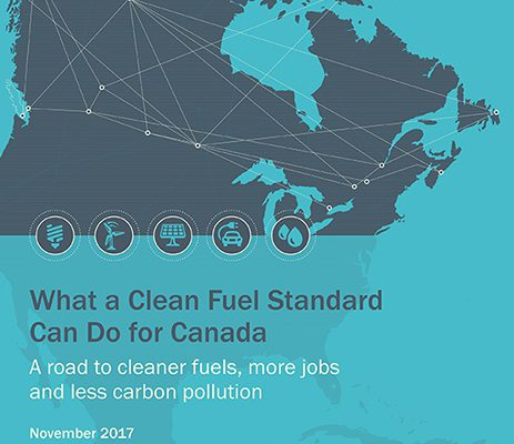 What a Clean Fuel Standard Can Do for Canada