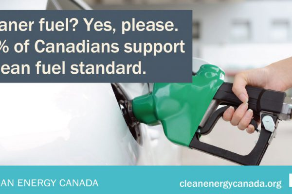What is a clean fuel standard? Lessons from B.C.