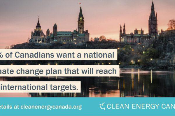 Making clean energy Canada's global brand