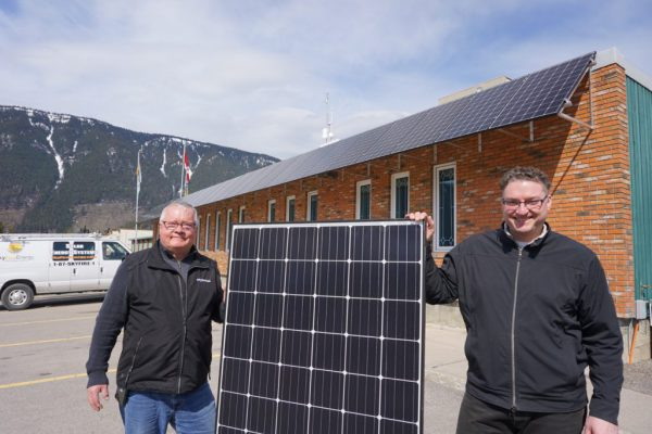 Sparwood, B.C., shifts from coal town to solar hotspot