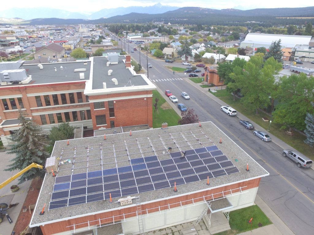 New Solar Now installation underway with Ktunaxa Nation