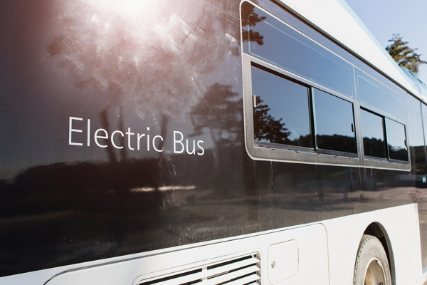 Transit is a climate solution—electric transit, even more so
