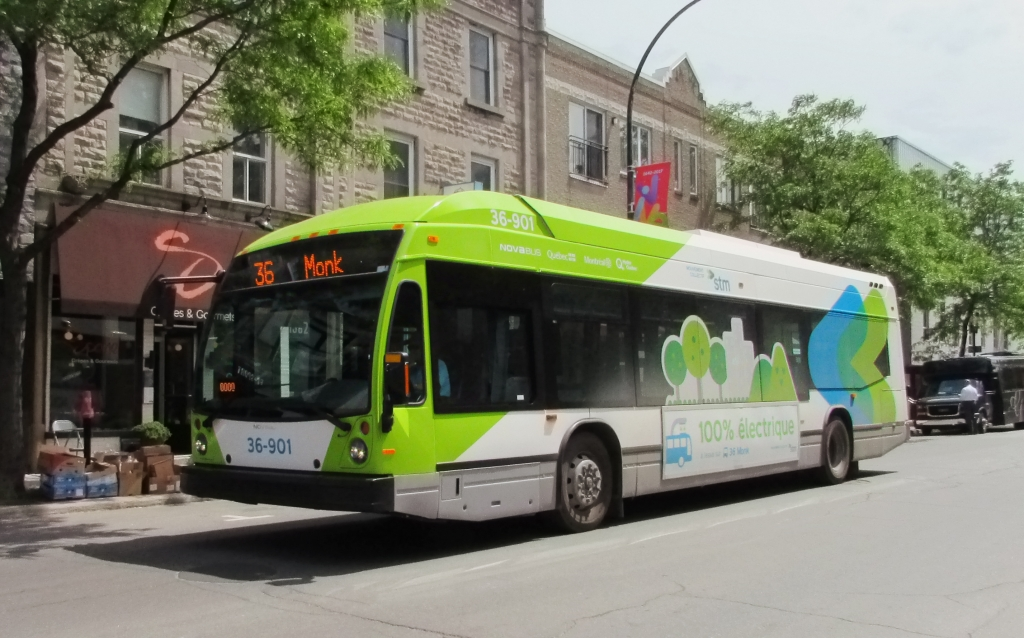 Simplified rebates would get more electric buses on the road