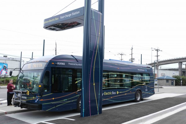 The time for funding electric buses is now